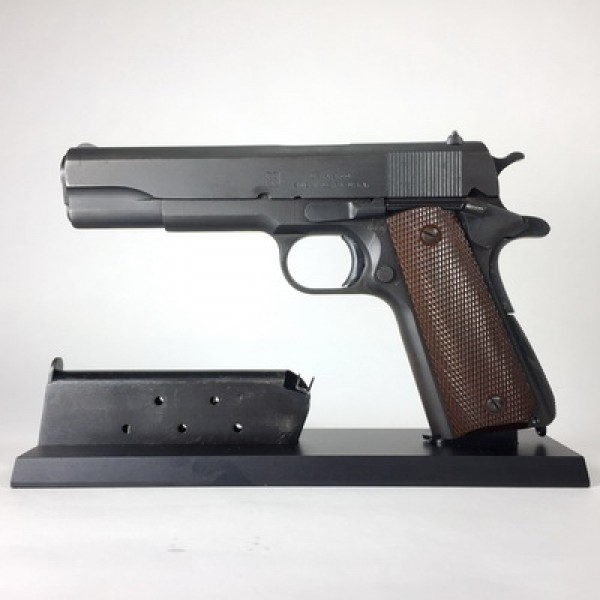COLLECTOR SERIES -1911 GI-Aluminum,  Black Anodize