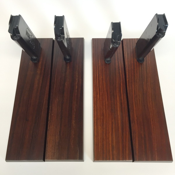 1911 GI Cocobolo - Matched Pair