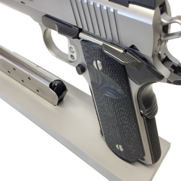 1911 GI Stainless Steel - Matte Finish COLLECTOR SERIES