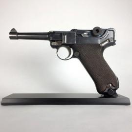 Luger P08, Black Anodize