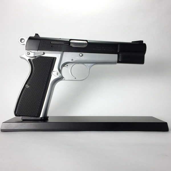 Hi Power-P35,  Black Anodize