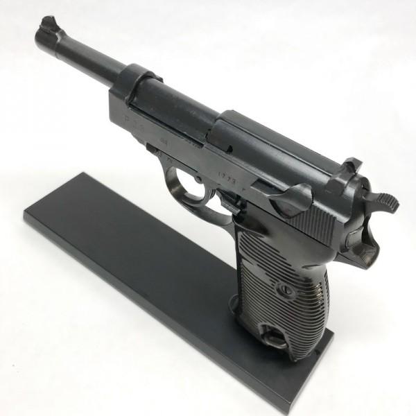 P38, 9mm, Black Anodize